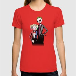 Suicide Nightmare Squad Fine Art Print T-shirt