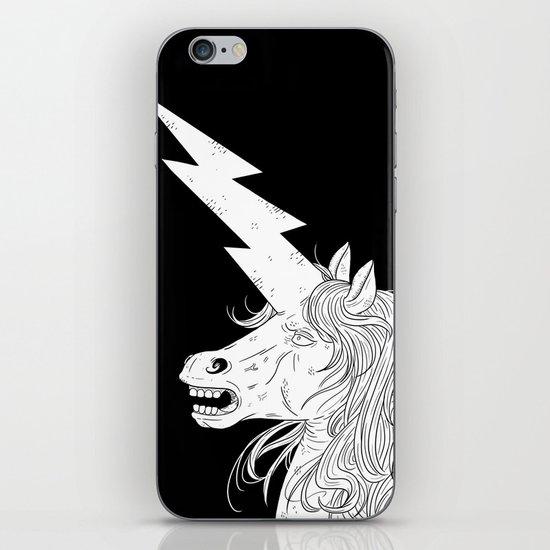 Thunderhorse iPhone & iPod Skin