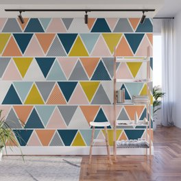 Triangulum Retreat Wall Mural