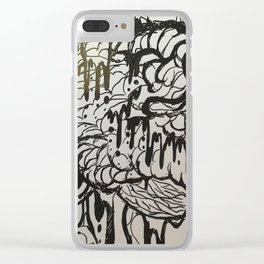 Think Clear iPhone Case