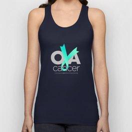 Support Ova Cancer Unisex Tank Top
