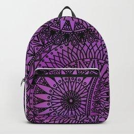 Pink Mandalas - LaurensColour Backpack