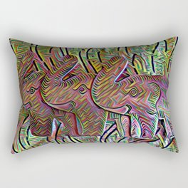 TemboTatu 2 Rectangular Pillow