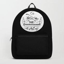 Go Fishing Backpack