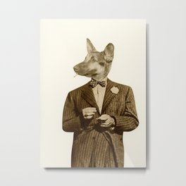 Play it Cool, Play it Cool Metal Print