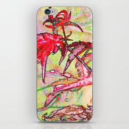 Laceleaf Maple iPhone Skin