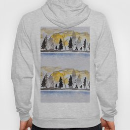 Chase Me Through The Forest Hoody