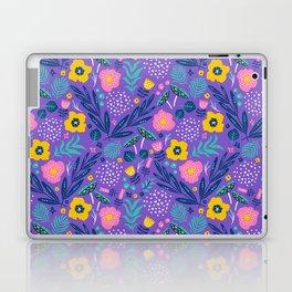 Flora Delight Laptop & iPad Skin