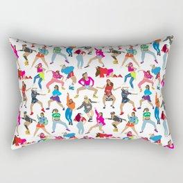 Dance, Dance, Dance! Rectangular Pillow