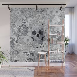 The Silent Wall Mural