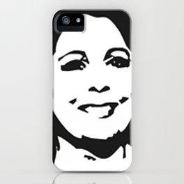 isabel pantoja iPhone Case