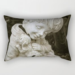 Child - Photo Rectangular Pillow