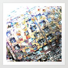 015Pra1 Art Print