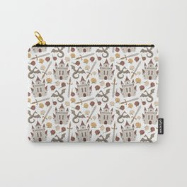 SOMETIMES WE NEED FANTASY (WHITE) Carry-All Pouch