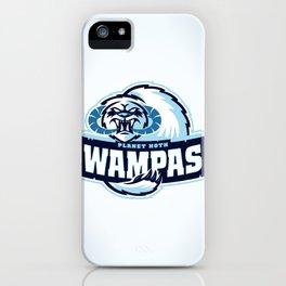 Planet Hoth Wampas iPhone Case