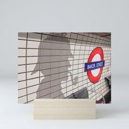Baker Street Mini Art Print