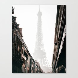 Disappearing Act Canvas Print