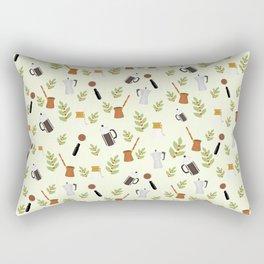 brewing pattern Rectangular Pillow