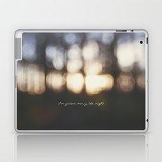 I'm Gonna Marry The Night  Laptop & iPad Skin