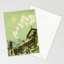 TRAINWRECK Stationery Cards