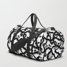 Thorns with Moths Duffle Bag