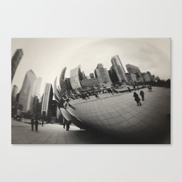 Bean Canvas Print