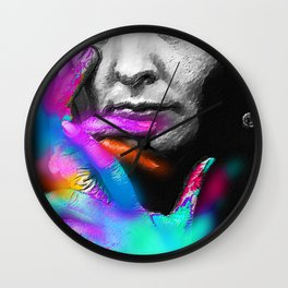 Georgia O'Keeffe Wall Clock
