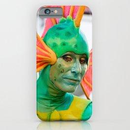 fish man iPhone Case