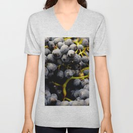 Grapes Unisex V-Neck