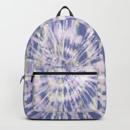Indigo Tie-Dye Backpack