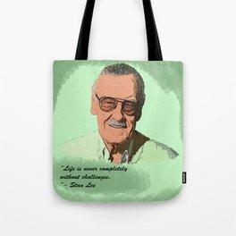 Stan Lee Desain 001 Tote Bag