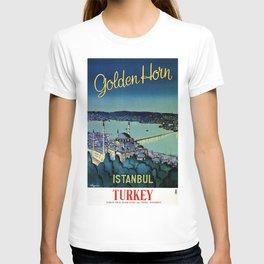 Golden Horn Istanbul T-shirt