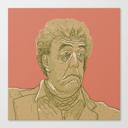 Jeremy Clarkeson Got Fired Canvas Print
