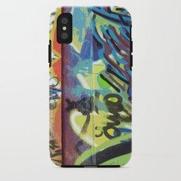 Graffiti, Paris iPhone Case