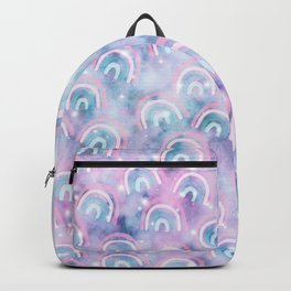 Cosmic Rainbow Dream Pattern #1 (Kids Collection) #decor #art #society6 Backpack