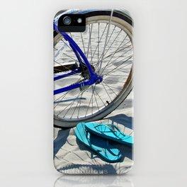 flipflopbike iPhone Case