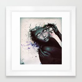 The Girl 1 Framed Art Print