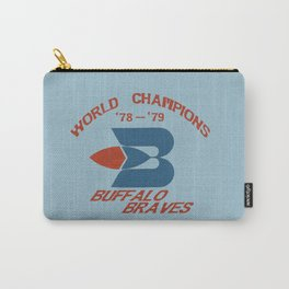 World Champion Braves Carry-All Pouch