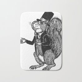 Mr Maximillian Squirrelsworth Bath Mat