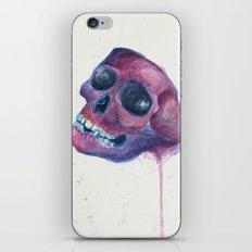 Happy Skull iPhone & iPod Skin