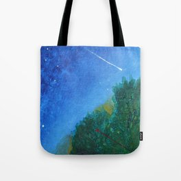 Perseid Tote Bag