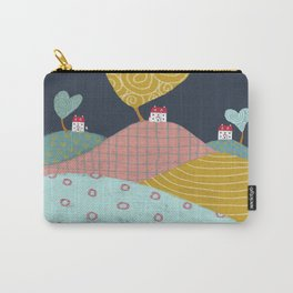 Heart of the Country Carry-All Pouch
