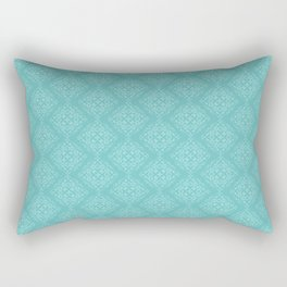 Damask Pattern Rectangular Pillow