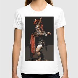 Roman Legionary at War T-shirt