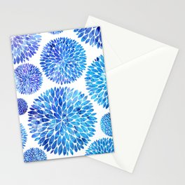 Ocean Flowers Stationery Cards