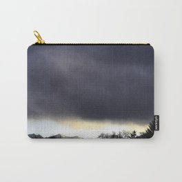 A storm is comin' Carry-All Pouch
