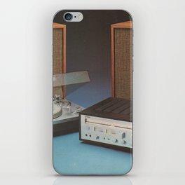 Vintage Speakers 1 iPhone Skin