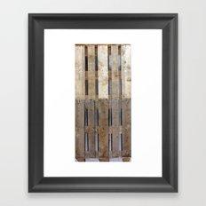 Palle Framed Art Print