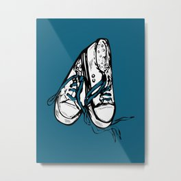 Footloose Metal Print