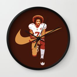 Colin Kaepernick - Kaep Doing It Wall Clock